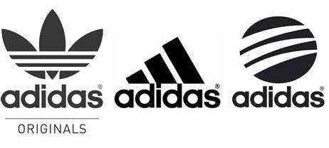 Adidas Logo Over The Years Adidas Logo Evolution And