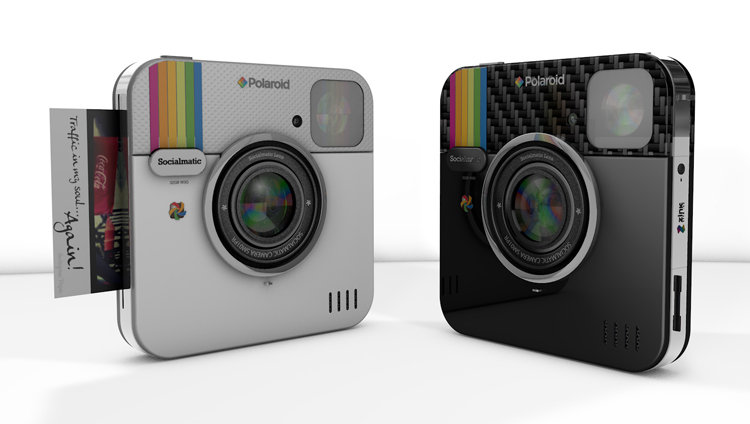 Last year, the web-enabled instant camera called Socialmatic was but a concept.