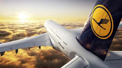Photo of Lufthansa Change Logo Colors on Social Media After Plane Crash