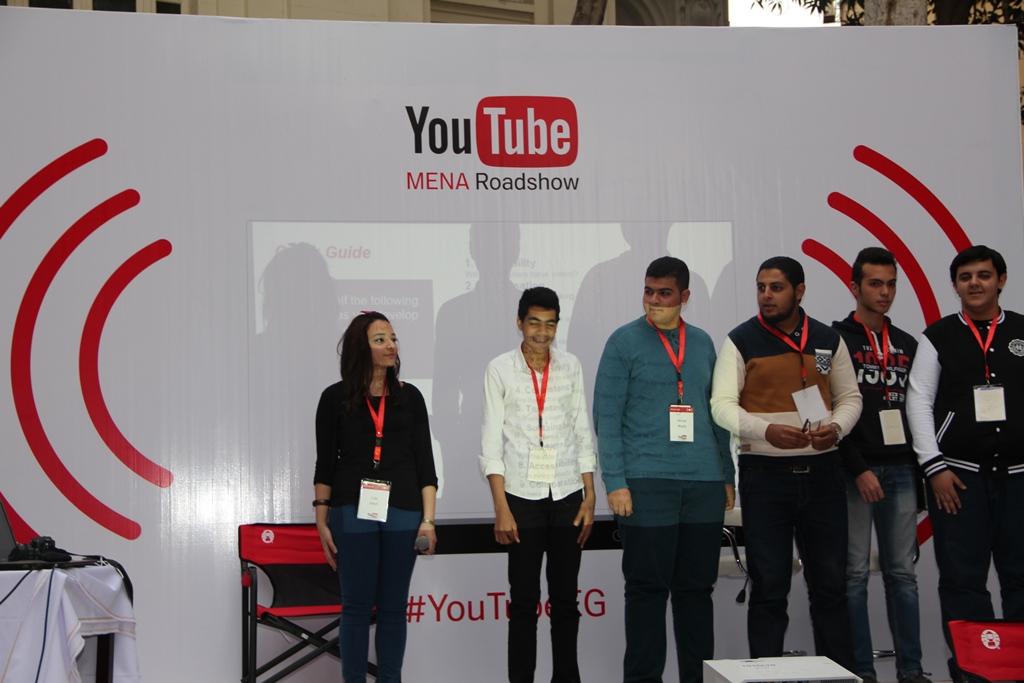 YouTube Roadshow Comes To Egypt