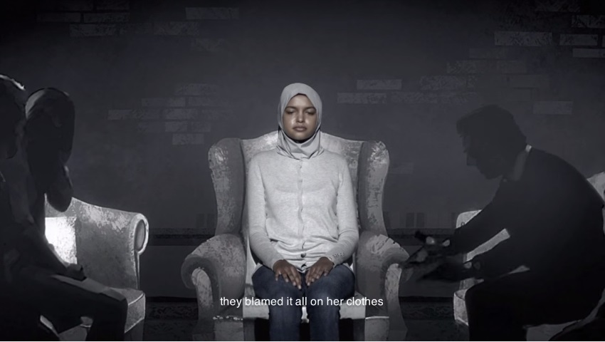 Who is behind UN End Violence Against Women- Sexual Harassment Campaign