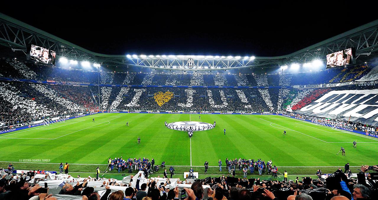 Kingfut becomes official digital media partner for juventus fc in arabic think marketing - Soccer stadium hd ...