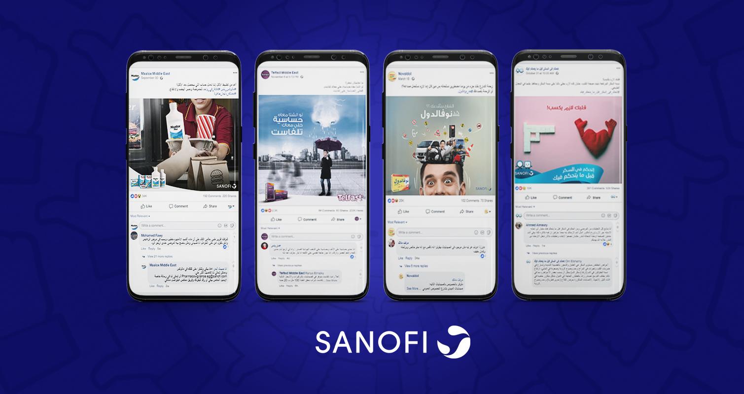 Pharmaceutical Case Study: How Sanofi got 400% engagement